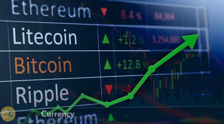افزایش دوباره ارزش ارز های دیجیتال (بررسی هفتگی)