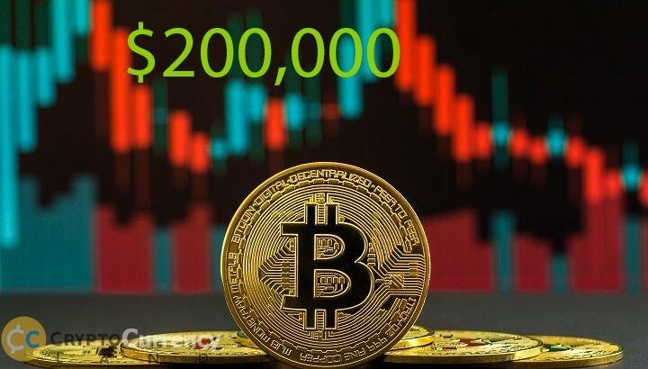 مدل انباشت به جریان؛ آیا پیشبینی قیمت ۲۰۰,۰۰۰ دلار برای بیت کوین به حقیقت میپیوندد؟